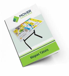mapa tátil Inox